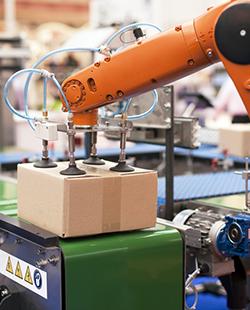 Priemyselná automatizácia / Robotika - Prínos