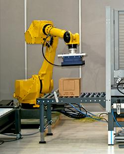 Priemyselná automatizácia / Robotika - Služby